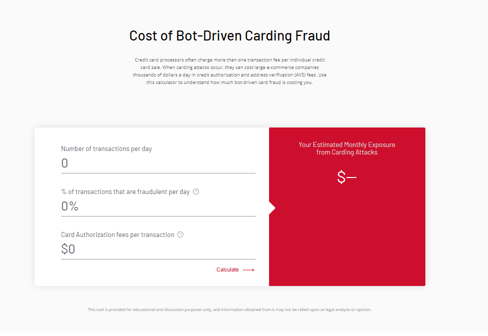Cost of Bot-Driven Carding Fraud