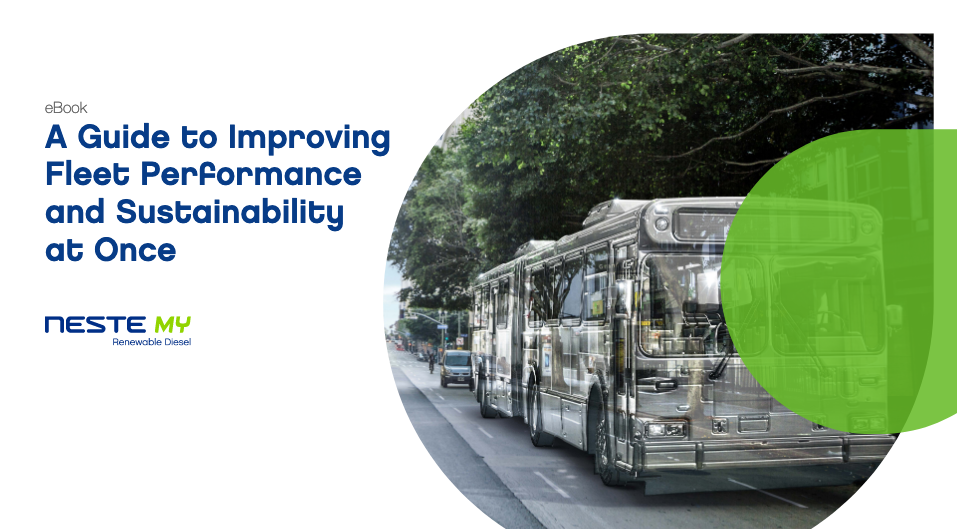 New eBook: Optimizing Fleet Performance and Sustainability at the Same Time