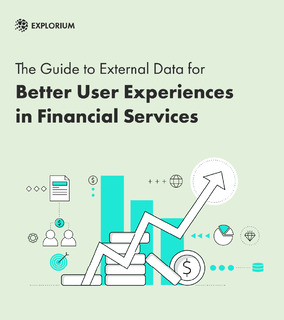 The Guide to External Data for Financial Services