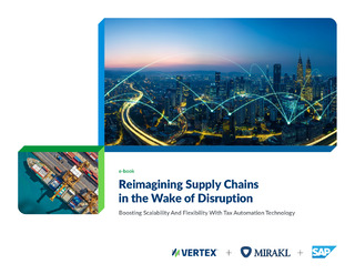 Reimagining Supply Chains in the Wake of Disruption