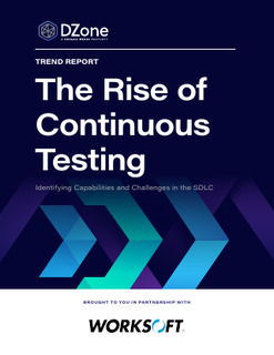 The Rise of Continuous Testing