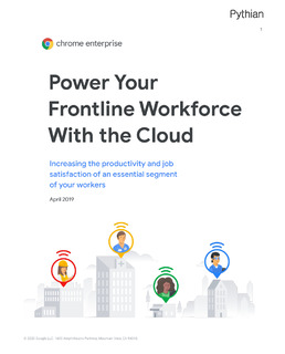 Power Your Frontline Workforce With the Cloud