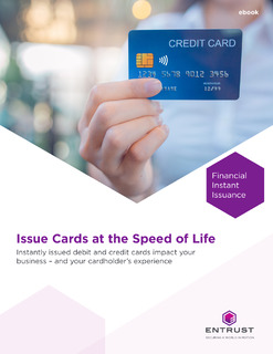 Issue Cards at the Speed of Life