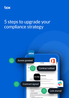 5 Steps to Upgrade Your Compliance Strategy