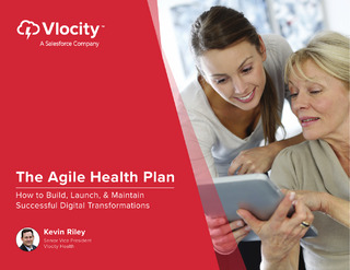 The Agile Health Plan: How to Build, Launch, and Maintain Successful Digital Transformations
