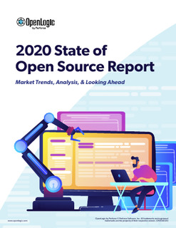 2020 State of Open Source Report