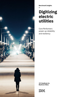 EEU/ Digitizing electric utilities – Core Performers power up reliability and resiliency