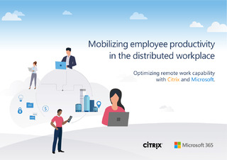 Mobilizing employee productivity in the distributed workplace