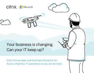 Your business is changing. Can your IT keep up?