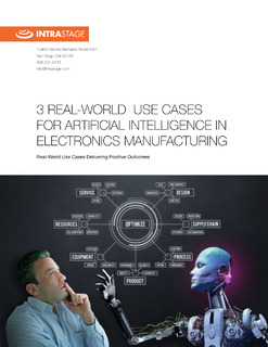 3 Real-World Use Cases For Artificial Intelligence In Electronics Manufacturing