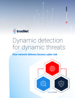 Dynamic Detection for Dynamic Threats – How Network Defense Lessens Cyber Risk