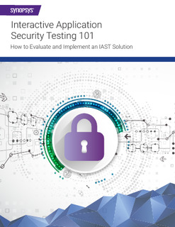 Interactive Application Security Testing 101