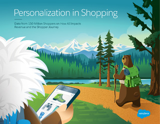 Personalization in Shopping