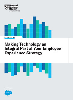 Making Technology an Integral Part of Your Employee Experience Strategy