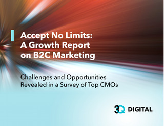 Accept No Limits: A Growth Report on B2C Marketing