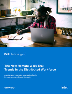 The New Era of Remote Work: Trends in the Distributed Workforce