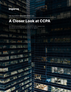 A Closer Look at CCPA