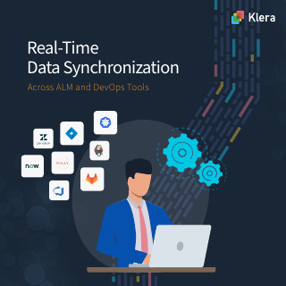 Real-Time Data Synchronization Across ALM and DevOps Tools