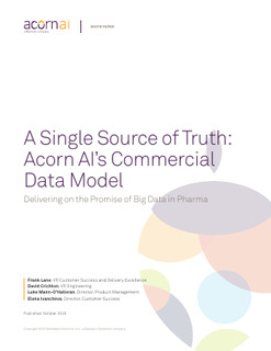 A Single Source of Truth: Acorn AI's Commercial Data Model