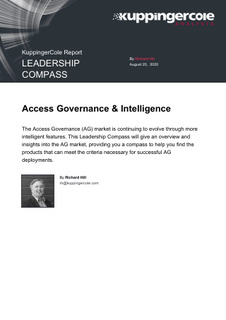 Protected: Access Governance & Intelligence