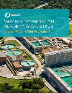 Why Next Generation Reporting Is Critical For Water Utilities