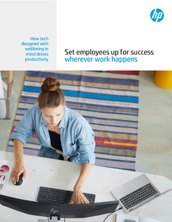 Set employees up for success wherever work happens