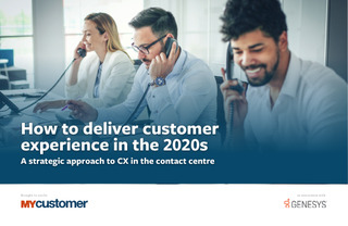 How to deliver customer experience in the 2020s