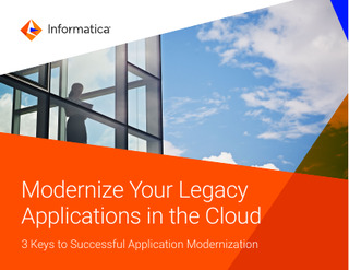 Modernize Your Legacy Applications in the Cloud