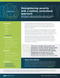 Protected: Strengthening Security with a Unified, Centralized Approach