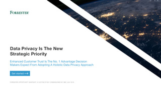 Data Privacy Is The New Strategic Priority
