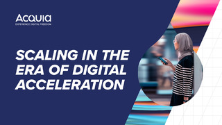 Scaling in the Era of Digital Acceleration