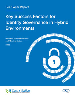 Protected: Key Success Factors for Identity Governance in Hybrid Environments