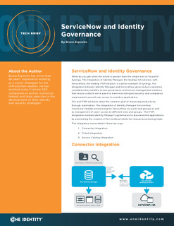 Protected: ServiceNow and Identity Governance