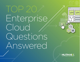Top 20 Enterprise Cloud Questions Answered