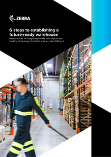 6 steps to a future-ready warehouse