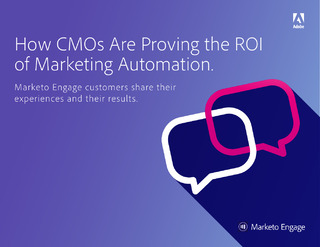 How CMOs Are Proving the ROI of Marketing Automation