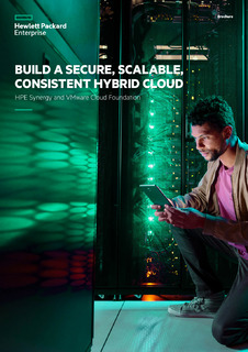 BUILD A SECURE, SCALABLE, CONSISTENT HYBRID CLOUD – READ THE REPORT