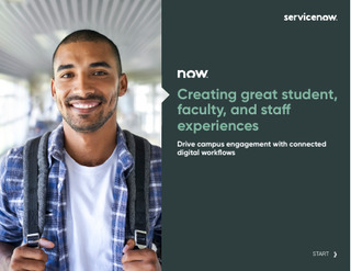 Creating Great Student, Faculty, and Staff Experiences eBook