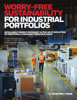 Worry-Free Sustainability for Industrial Portfolios