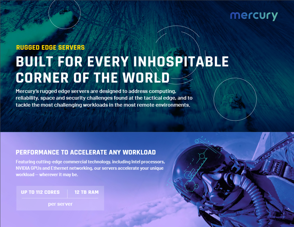 Infographic: Rugged Servers Built for Every Inhospitable Corner of the Globe