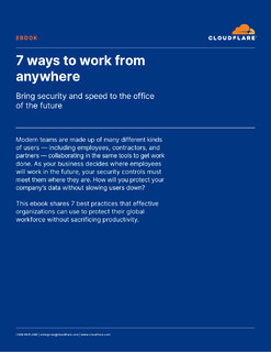 7 Ways to Work from Anywhere