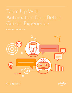 Team Up With Automation for a Better Citizen Experience