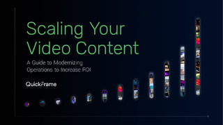 Scaling Your Video Content