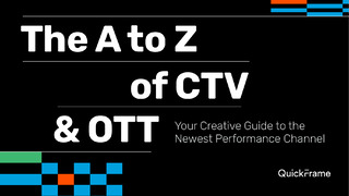 The A to Z of CTV & OTT