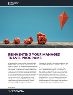 How to Reinvent Your Managed Travel Programs