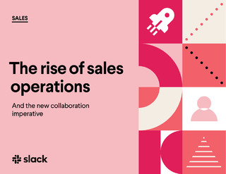 The Rise of Sales Operations